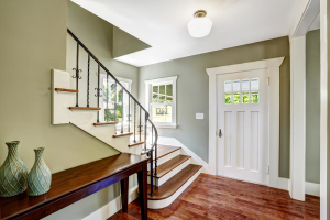 Custom Stairway Railing