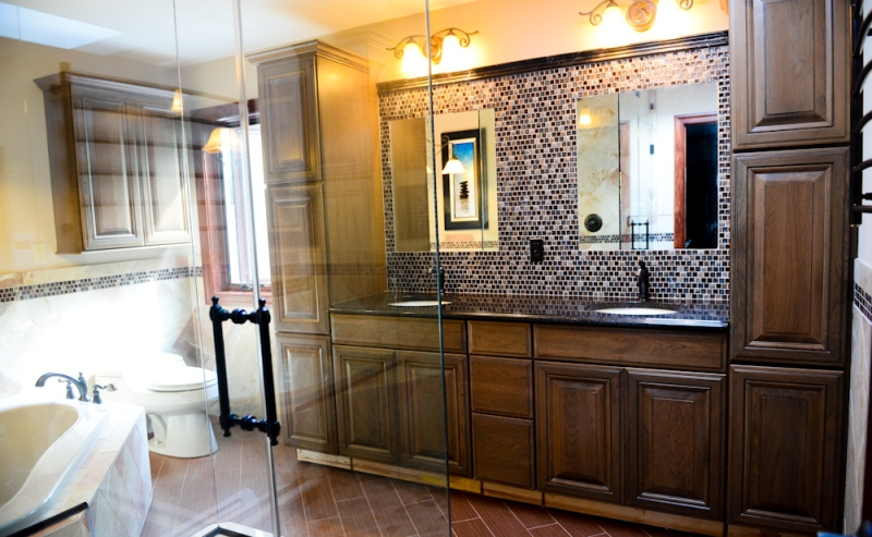 Delaware Water Gap Bathroom Remodels by Robert K Ace